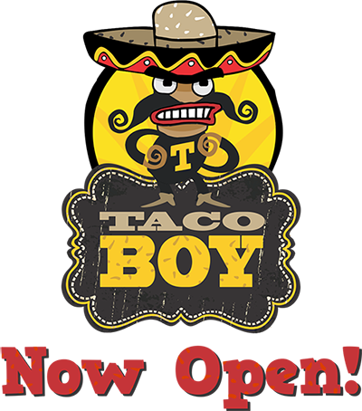 Taco Boy Now Open